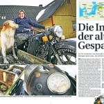 German Magazine Article