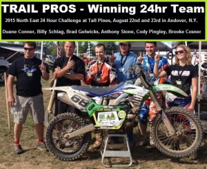Team TRAIL PROS