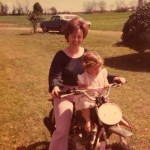 JJ & Her Moto-Mom