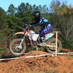Nancy at Full Gas Sprint Enduro 2016
