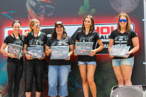 Team Dirt Bike Girl Adventures secured second place at the 2016 Northeast 24hr Challenge Race