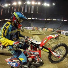 Veronica Whitesell Endurocross Racer