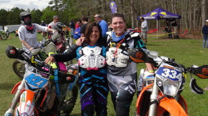 Great Race Day with my buddy Amanda!!!