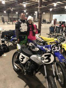 Dirt Bike Girl Adventures Encouraging All Levels Of