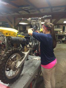 Dirt Bike Girl Adventures | Encouraging All Levels of Female